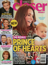 Closer Magazine April 28 2014 - The Royals Princess Kate & Baby - No Label NM