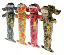MultiPet - Support Our Troops Loofa 12in Colors Vary Free Shipping