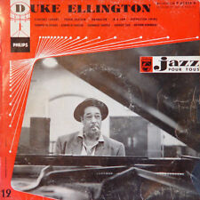 DUKE ELLINGTON Jazz Pour Tous N° 12 FR Press Philips P 07.828 R 25 Cm/10""