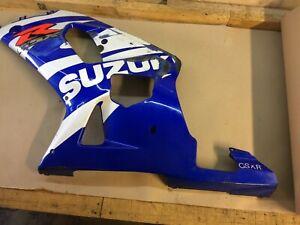 2002 Suzuki GSXR750 K2 Left L/H Side Fairing / Panel