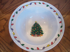 """CHRISTMAS SERVING BOWL Vegetable   """"My Christmas"""" Dishes ~ I HAVE OTHERS  NEW!"""