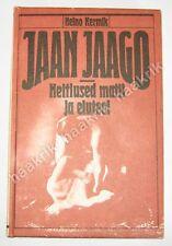 Wrestling world champ wrestler JAAN JAAGO book ESTONIA 1990