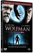 DVD *** WOLFMAN *** avec Anthony Hopkins