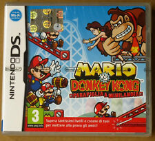 Videogame - Mario Vs Donkey Kong Parapiglia a Minilandia - NDS