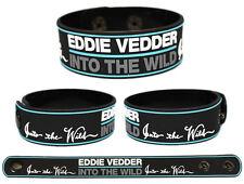EDDIE VEDDER Rubber Bracelet Wristband Into the Wild