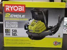 Ryobi 185MPH 510CFM Gas Backpack Leaf Blower RY08420A