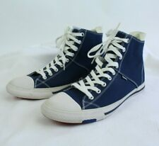 Superdry S&D Japan Super Series Canvas High Top Lace Up Basketball Shoes