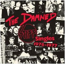 "The Damned - Stiff Singles 1976-1977 – Ltd Ed 5 X 7"" Vinyl Set"