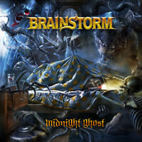 BRAINSTORM - Midnight Ghost DIGI CD+DVD NEU!