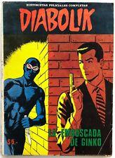 DIABOLIK EXTRA N° 24 ARGENTINA NUEVA FRONTERA SPANISH 1974