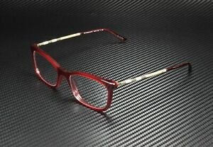 BURBERRY BE2243Q 3625 Boredaux Gradient Demo Lens 51 mm Women's Eyeglasses