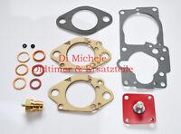 Porsche 356 2x 32 NDIX Zenith Vergaser Revisions Wartungs Kit Gasket Kit