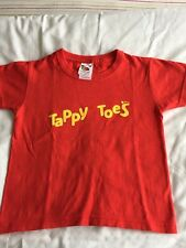 Kids T-shirt Fruit Of The Loom 2-3 Years Red