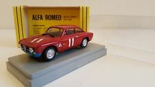 Progetto K - Alfa Romeo Giulia GTA Monza 1967 I. Giunti (1/43)