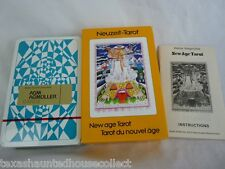 Neuzeit-Tarot New Age Tarot SEALED VTG 1982 Psychedelic OOP First Printing