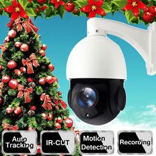 20X Optical Zoom Auto Tracking HD 1080P 2.0MP PTZ IP Camera SONY CMOS 150m Night