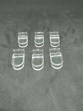 AQUA ONE - AQUANANO 25/30/40 GLASS COVER CLIPS - 56160-C