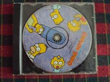 The Simpsons Cartoon Studio - PC CD - Used - Jewel Case