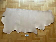 Veg Tan Leather 2,5-2,9mm 1,80 m2 Natural Side Full Grain High quality Cow Bull.