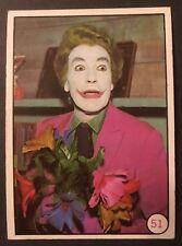 Vintage 1966 Topps Batman Bat Laffs Card #51 set break-Combined shipping