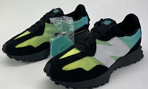 New Balance 327 Mens 11.5 D Summer Jade Sneaker Shoes The Intelligent Choice NWD