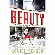 Beauty by Mensch, Louise, Good Used Book (Paperback) FREE & FAST Delivery!