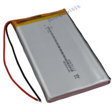 3.7v 8000mah Rechargable li battery Li-po Pack for GPS Tablet PC PDF PSP 8065113