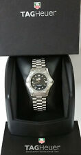 Tag Heuer Professional WE1110-R 200m Mens Stainless Steel Watch Box Booklet