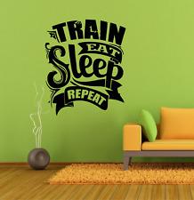GYM Sticker Training Motivation Sticker Home Decor Decal