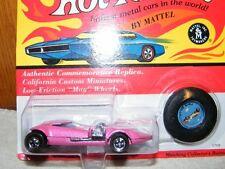 Hot Wheels California Custom Miniture w/Matching Collector Button Twin Mill NIP