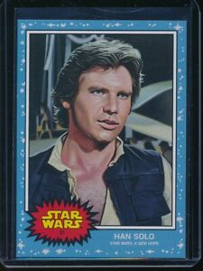 2019 Topps Star Wars Living Set #21 Han Solo SP Card Short Print A New Hope