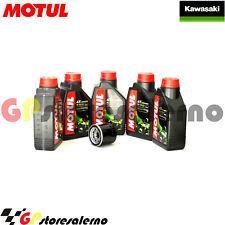 KIT OLIO + FILTRO MOTUL 5100 10W40 KAWASAKI 1700 VN VULCAN CLASSIC TOURER 14
