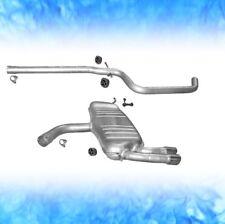 SEAT ALTEA 2.0 TDi 100/103 KW 2005-2011 Auspuff Endschalldämpfer Endtopf 0979