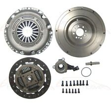 Vauxhall Combo/Corsa/Corsavan/Meriva/Tigra 1.3 Diesel 00- 4 Part Clutch Kit