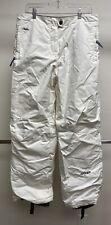 B20 Spyder Size 14 White XT 5,000 Ski Snow Pants
