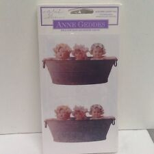 ANNE GEDDES BABIES Tub Washtub GIFTED  STICKERS SCRAPBOOKING NEW SEALED RETIRED
