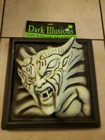 1994 Robert Marino Vintage Blacklight Illusions Halloween 3D Gargoyle demon prop