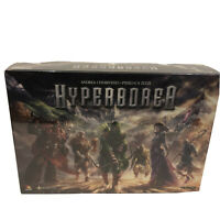 Hyperborea Fantasy Board Game Asterion Press Games NEW