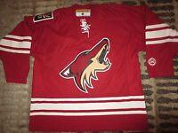 Arizona Phoenix Coyotes Koho NHL Hockey Jersey XL mens