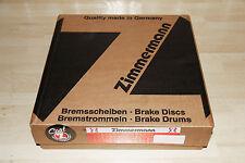 Zimmermann 2 DISCOS DE FRENO DELANTEROS; Porsche 911 Targa BJ 69-83 (477 405