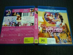 KATY PERRY THE MOVIE PART OF ME (2 DISC) (BLU-RAY DISC, PG) (163003 A)