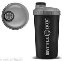 Battleboxuk Shaker 700ml Proteine Shaker Bottiglia Mixer Frullatore COPPA Creatina WHEY