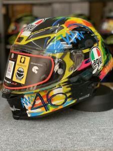 AGV PISTA GP R Winter Test 2019 Full Face Motorcycle Helmet