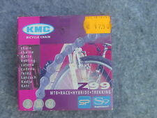 Kmc Chain Z99 9-speed 116 Left Missing-Link Chain Lock