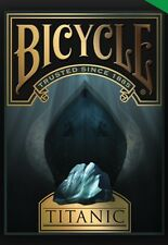 Bicycle Titanic without seal Playing Cards New Deck