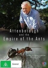 David Attenborough And The Empire Of The Ants (DVD, 2018)
