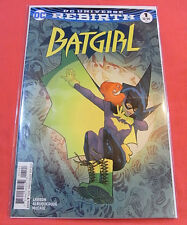 DC Rebirth Batgirl Issue 4 Variant Cover
