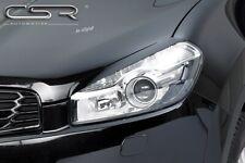 CSR Scheinwerferblenden für Nissan Qashqai ab 2010- Böser Blick Blenden Set ABS