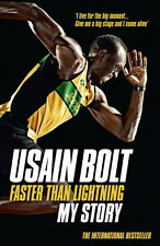 "019 Usain Bolt - 100 m Running Jamaica Game Champion Olympic 14""x21"" Poster"