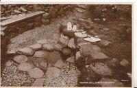 Ireland Postcard - Wishing Well - Giant's Causeway - Co. Antrim - RP - Ref 9109A